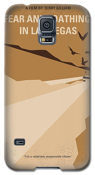 No293 My Fear And Loathing Las Vegas Minimal Movie Poster Galaxy S5 Case by Chungkong Art
