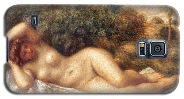 Nude Galaxy S5 Case by Pierre Auguste Renoir