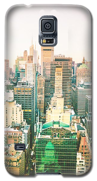 Buy Galaxy S5 Cases - Nyc Galaxy S5 Case by Vivienne Gucwa