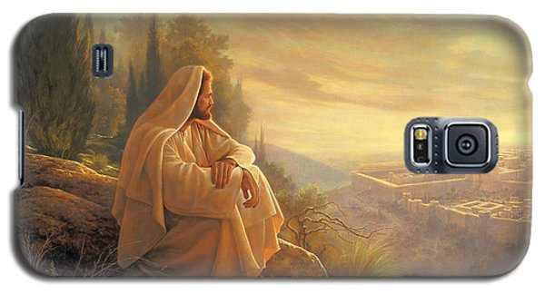 O Jerusalem Galaxy S5 Case by Greg Olsen