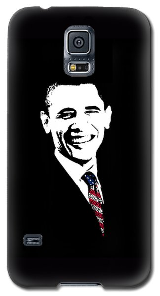 Obama Galaxy S5 Case by War Is Hell Store