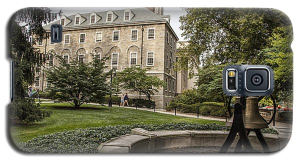 Old Main Penn State Bell  Galaxy S5 Case by John McGraw