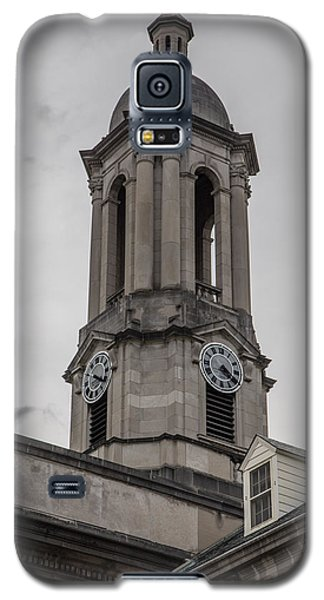 Old Main Penn State Clock  Galaxy S5 Case by John McGraw