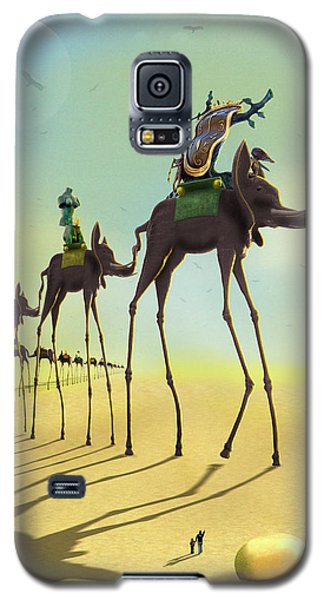 On The Move 2 Galaxy S5 Case by Mike McGlothlen