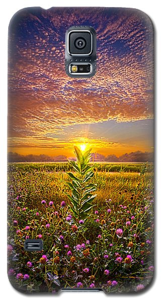Popular Galaxy S5 Cases - One Last Kiss Galaxy S5 Case by Phil Koch