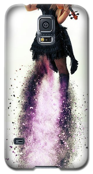 Operatic Galaxy S5 Case by Stephen Smith