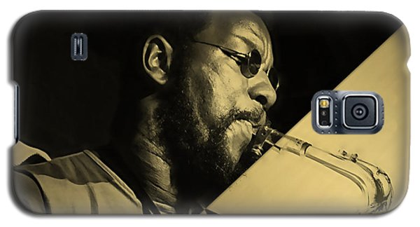 Ornette Coleman Collection Galaxy S5 Case by Marvin Blaine