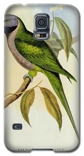 Parakeet Galaxy S5 Case by John Gould