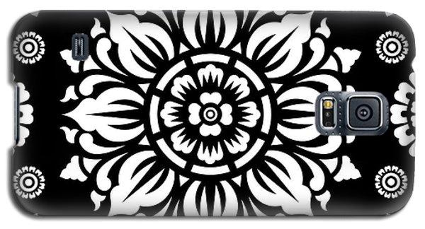 Pattern Art 01-1 Galaxy S5 Case by Bobbi Freelance