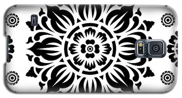 Pattern Art 01-2 Galaxy S5 Case by Bobbi Freelance