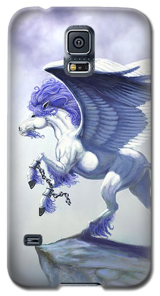 Pegasus Unchained Galaxy S5 Case by Stanley Morrison