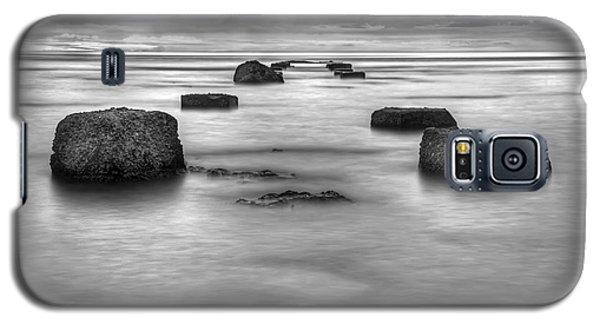 Seascape Galaxy S5 Cases - Phantom Pier Galaxy S5 Case by Ryan Wyckoff