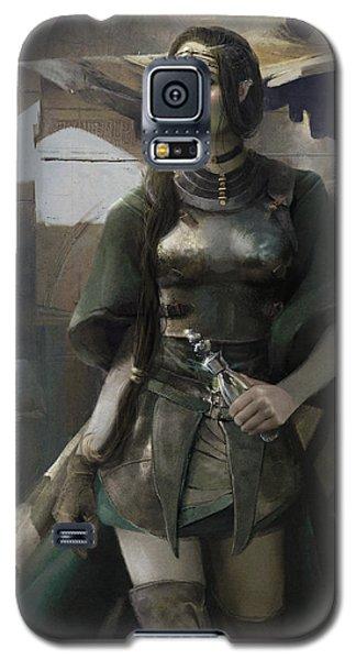 Phial Galaxy S5 Case by Eve Ventrue
