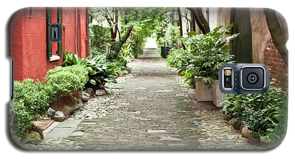 Philadelphia Alley Charleston Pathway Galaxy S5 Case by Dustin K Ryan