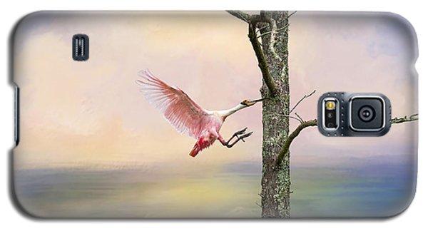 Pink Wonder Galaxy S5 Case by Bonnie Barry