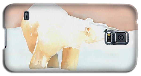 Polar Bear Galaxy S5 Case by Arline Wagner