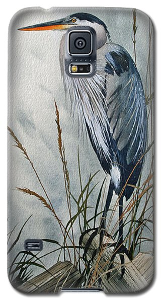 Portrait In The Wild Galaxy S5 Case by James Williamson
