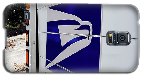 Post Office Truck Galaxy S5 Case by Kenneth Lempert
