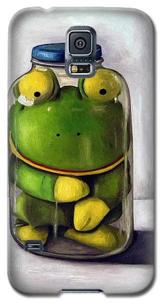 Preserving Childhood Galaxy S5 Case by Leah Saulnier The Painting Maniac