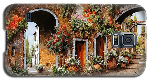 Recently Sold -  - Buy Galaxy S5 Cases - Profumi Di Paese Galaxy S5 Case by Guido Borelli