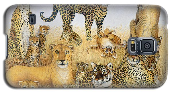 The Big Cats Galaxy S5 Case by Pat Scott