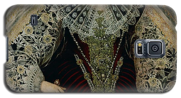 Queen Elizabeth I Galaxy S5 Case by John the Younger Bettes