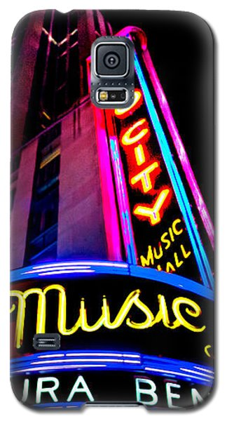 Buy Galaxy S5 Cases - Radio City Music Hall Galaxy S5 Case by Az Jackson