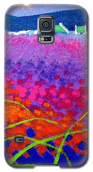 Rainbow Meadow Galaxy S5 Case by John  Nolan