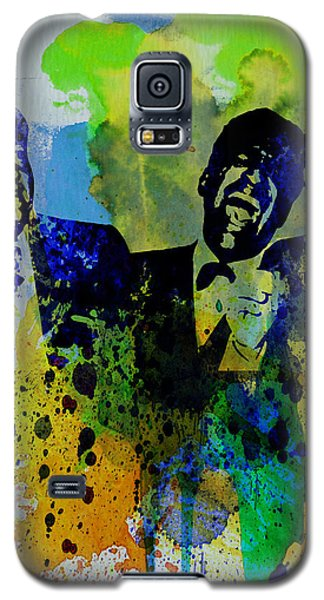 Rat Pack Galaxy S5 Case by Naxart Studio