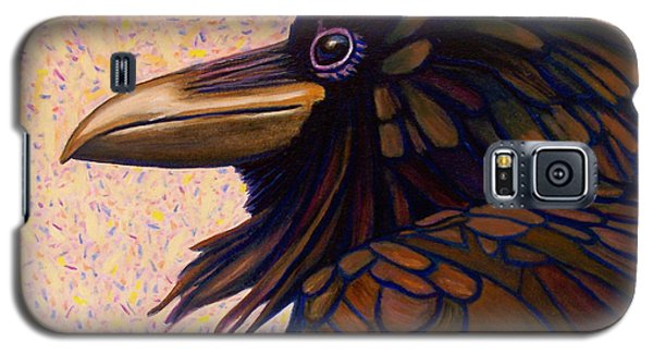 Raven Shaman Galaxy S5 Case by Brian  Commerford