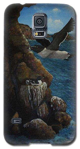 Razorbills Galaxy S5 Case by Eric Petrie
