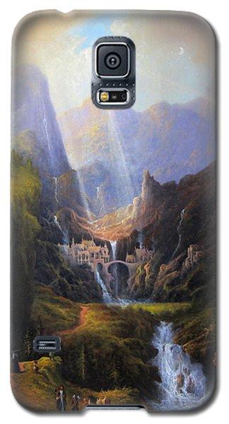 Rivendell. The Last Homely House.  Galaxy S5 Case by Joe Gilronan