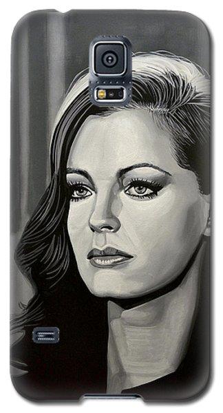 Buy Galaxy S5 Cases - Romy Schneider Galaxy S5 Case by Paul Meijering