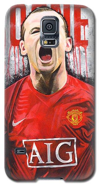 Rooney Galaxy S5 Case by Jeff Gomez