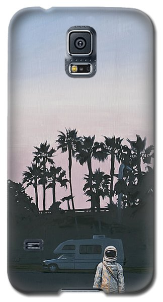 Rv Dusk Galaxy S5 Case by Scott Listfield