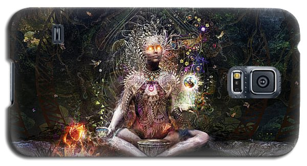 Sacrament For The Sacred Dreamers Galaxy S5 Case by Cameron Gray
