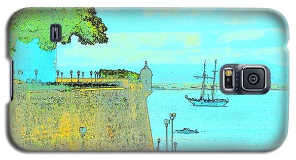 Sail On Galaxy S5 Case by Tito Santiago