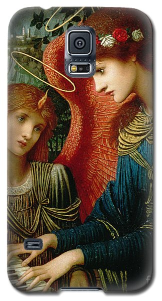 Saint Cecilia Galaxy S5 Case by John Melhuish Strukdwic