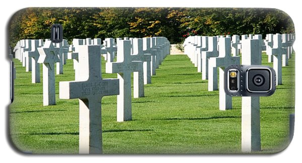 Galaxy S5 Case featuring the photograph Saint Mihiel American Cemetery by Travel Pics