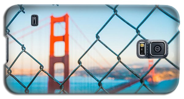 San Francisco Golden Gate Bridge Galaxy S5 Case by Cory Dewald