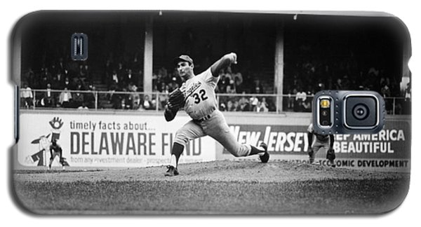 Sandy Koufax (1935- ) Galaxy S5 Case by Granger