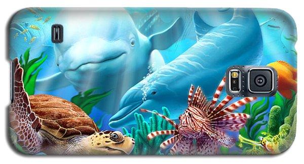 Seavilians Galaxy S5 Case by Jerry LoFaro