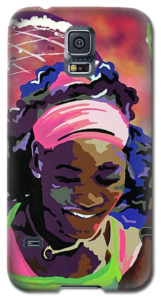 Serena Galaxy S5 Case by Chelsea VanHook
