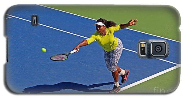 Serena Williams 1 Galaxy S5 Case by Nishanth Gopinathan