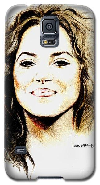 Shakira Galaxy S5 Case by Lin Petershagen
