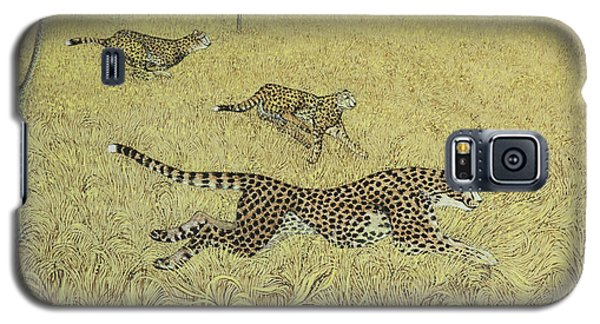 Sheer Speed Galaxy S5 Case by Pat Scott