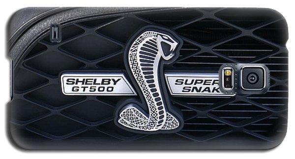 Shelby Gt 500 Super Snake Galaxy S5 Case by Mike McGlothlen