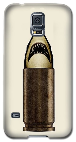 Buy Galaxy S5 Cases - Shell Shark Galaxy S5 Case by Nicholas Ely