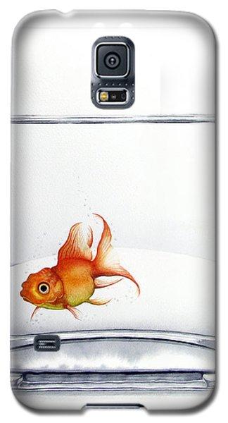 Shiny Galaxy S5 Case by Christina Meeusen