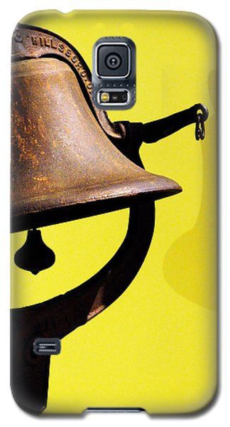Popular Galaxy S5 Cases - Ships Bell Galaxy S5 Case by Rebecca Sherman